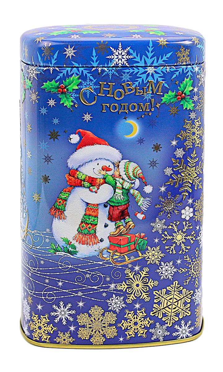 Избранное из моря чая Коллекция Прямоугольная. Снеговик чай черный листовой, 75 г таймлайн избранное
