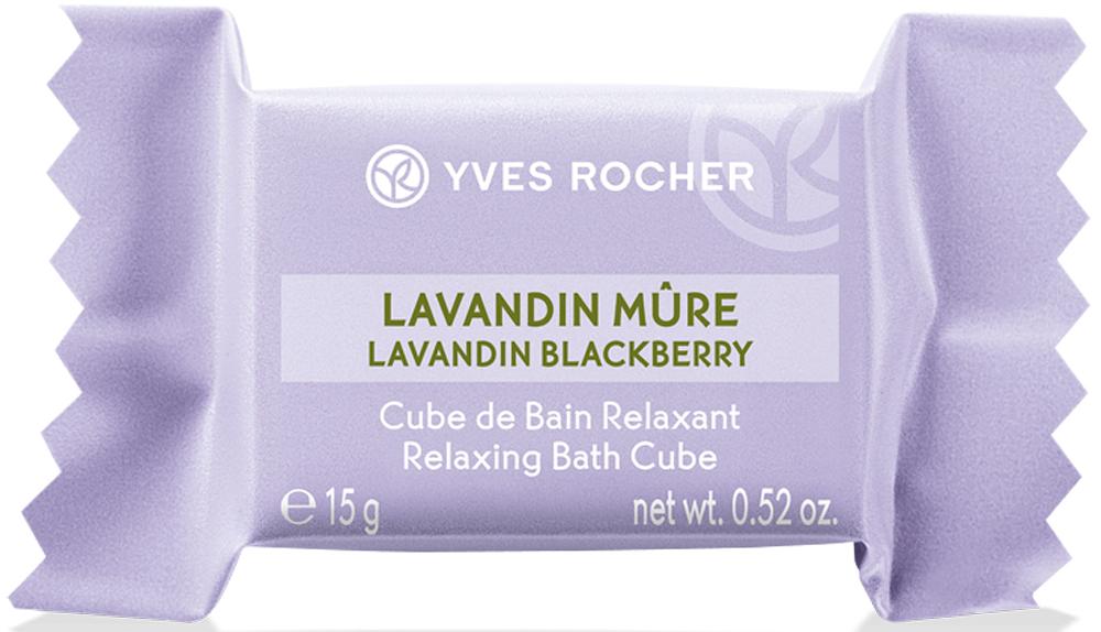 Yves Rocher сахар для ванны Лаванда и ежевика, 15 г05501Хотите наполнить Вашу ванну тонким расслабляющим ароматом, чтобы снять усталость и напряжение? Восстановить силы Вам поможет Сахар для Ванны «Лаванда & Ежевика».Твердая добавка для ванн «Сахар для Ванны» растворяется в воде, превращаясь во множество ароматных микропузырьков, наполняющих Вашу ванну ароматом Лаванды и насыщенной сладостью Ежевики. Погрузитесь в атмосферу безмятежного спокойствия и абсолютной релаксации!Его +: Формула содержит более 95% компонентов натурального происхождения. Без консервантов.