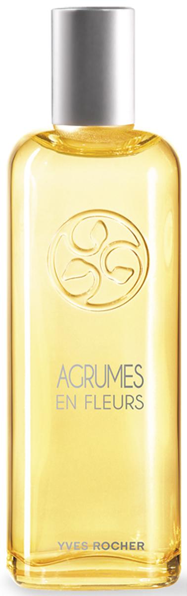 Yves Rocher туалетная вода Цитрусовый цветок, 100 мл27449Откройте для себя искрящуюся свежесть цитрусовых цветов' воплощенную в аромате с солнечными цветочными нотками' дарящими Вашей коже изысканный аромат.