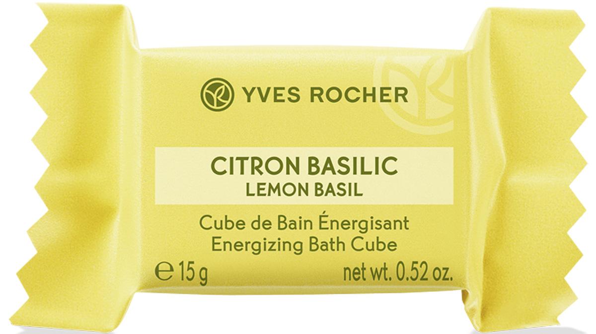 Yves Rocher сахар для ванны Лимон и базилик, 15 г41466Хотите наполнить Вашу ванну тонизирующим ароматом и ощутить прилив сил? Попробуйте Сахар для Ванны «Лимон & Базилик».Чтобы зарядить Вас бодростью и подарить Вам прилив сил, Ученые-Эксперты Марки Ив Роше объединили эфирные масла Лимона и Базилика. Твердая добавка для ванн «Сахар для Ванны» растворяется в воде, превращаясь во множество ароматных микропузырьков, наполняющих Вашу ванну ярким ароматом сочного Лимона и терпкого Базилика. Подарите себе заряд энергии и моменты истинного наслаждения!Его +: Формула содержит более 95% компонентов натурального происхождения.Без консервантов.
