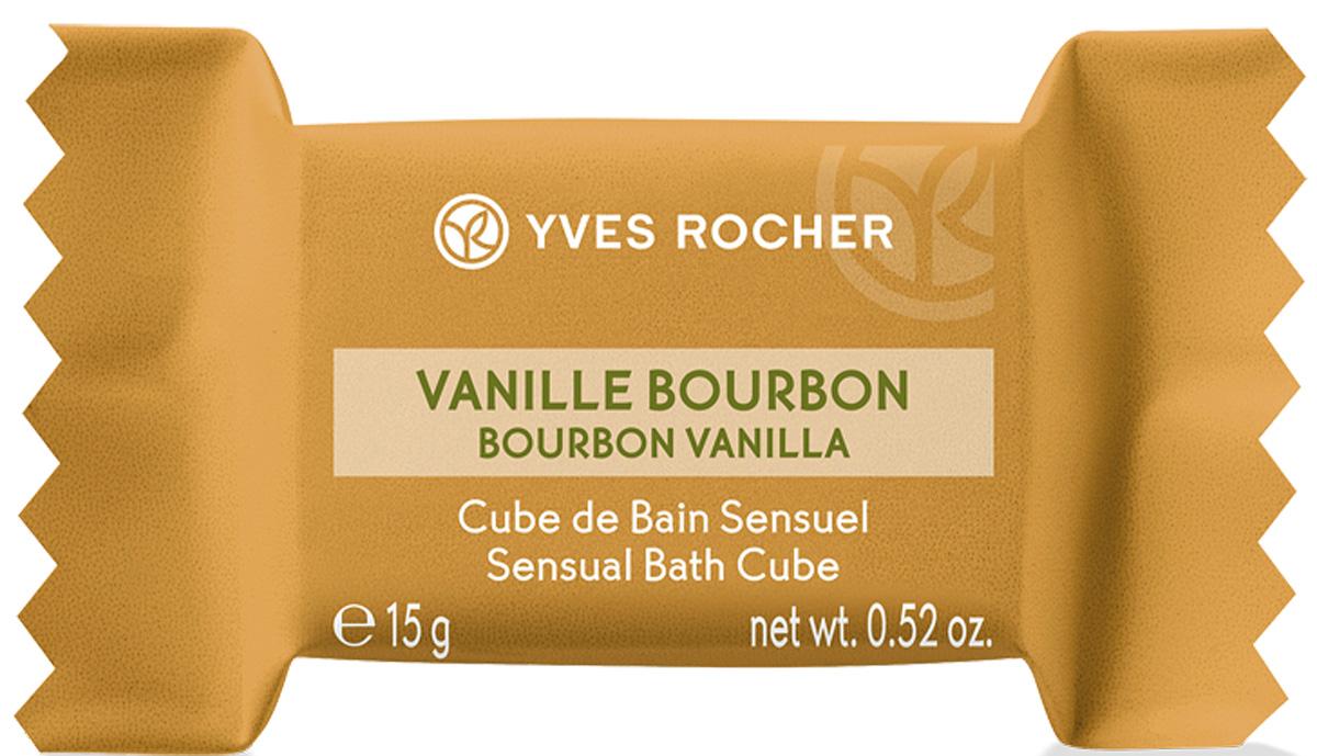 Yves Rocher сахар для ванны Бурбонская ваниль, 15 г42238Хотите наполнить Вашу ванну чувственным ароматом? Остановите свой выбор на Сахаре для Ванны «Бурбонская Ваниль».Твердая добавка для ванн «Сахар для Ванны» растворяется в воде, превращаясь во множество ароматных микропузырьков, наполняющих Вашу ванну пленительными и теплыми нотами Бурбонской Ванили.Погрузитесь в атмосферу неги и бесконечной чувственности!Его +:Формула содержит более 94% компонентов натурального происхождения.Без консервантов.