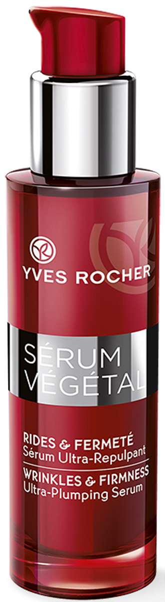Yves Rocher сыворотка от морщин и для плотности кожи, 30 мл49335Вы ищете концентрированный уход от морщин' дополняющий Ваш дневной крем' потому что у Вас: - заметные морщины. - нехватка упругости.Сыворотка от Морщин & для Плотности Кожи' обогащенная экстрактом Растения Жизни: Мезембриантемум кристаллинум' подходит именно Вам.Экстракт Растения Жизни: Мезембриантемум кристаллинум' активизируя выработку протеина mTOR в коже*' стимулирует механизмы борьбы с морщинами на клеточном уровне. В состав формулы также входит камедь Акации' которая возобновляет синтез коллагена и гиалуроновой кислоты* для восстановления упругости и плотности кожи изнутри. Мгновенно глубина даже самых заметных морщин сокращается.Уход с ультраконцентрированной флюидной увлажняющей текстурой мгновенно усваивается кожей.Протестировано под контролем дерматологов.