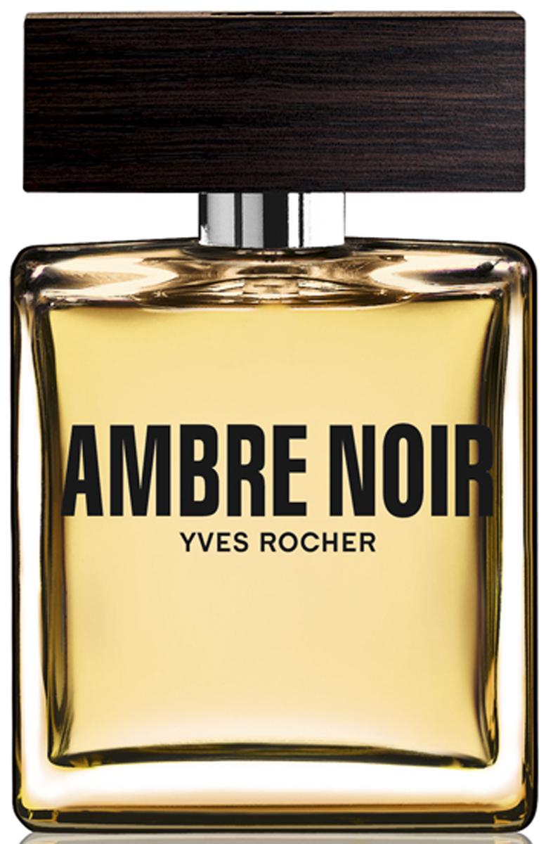 Yves Rocher туалетная вода Ambre Noir, 50 мл