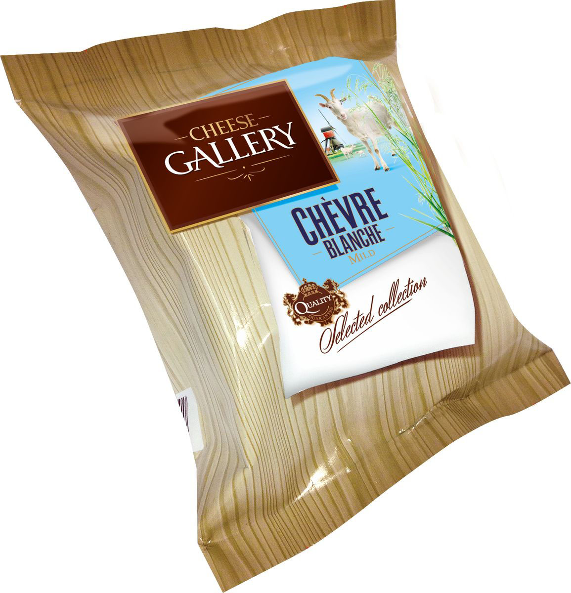 Cheese Gallery Сыр Козий, 50%, 175 г сыр