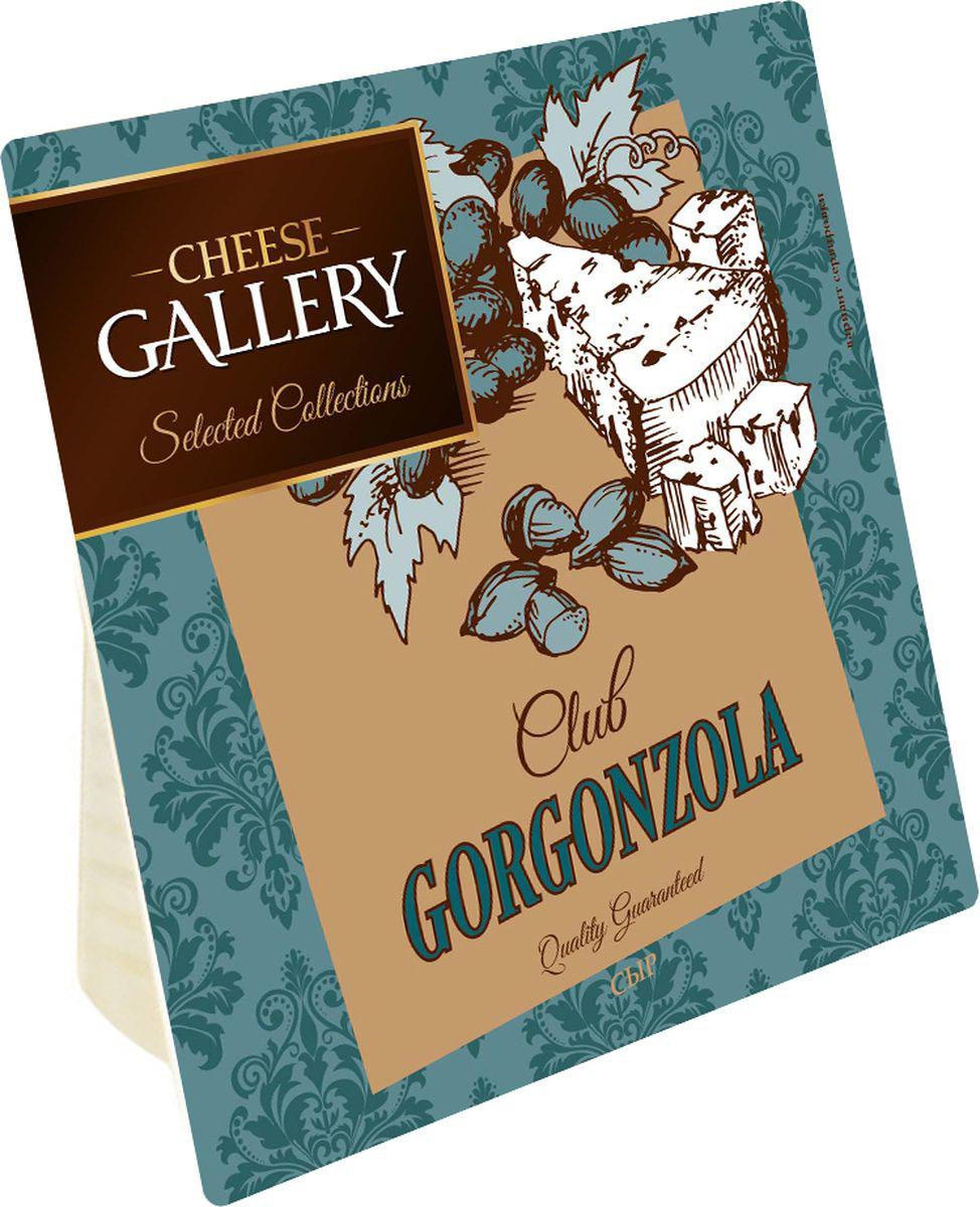 Cheese Gallery Сыр Горгонзола, 60%, c голубой плесенью, 90 г cheese gallery