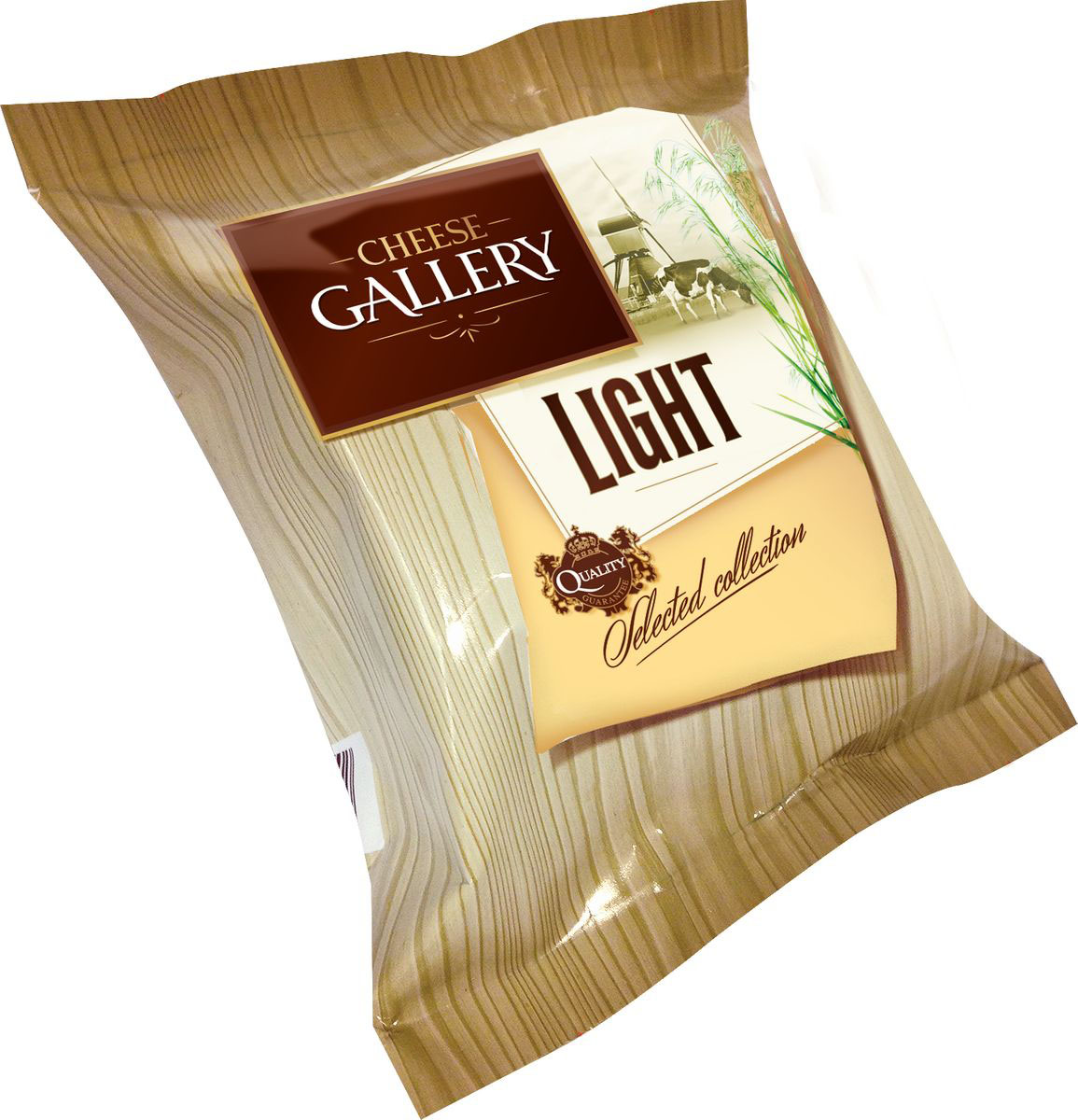 Cheese Gallery Сыр Лайт, 20%, 250 г cheese gallery сыр песто томато с приправой 45