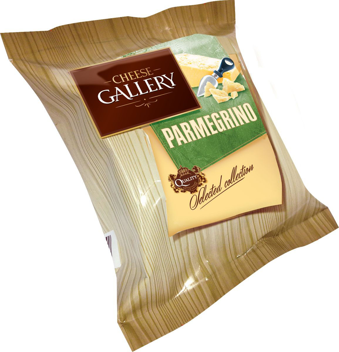 Cheese Gallery Сыр Гойя Parmegrino, 40%, 250 г cheese gallery