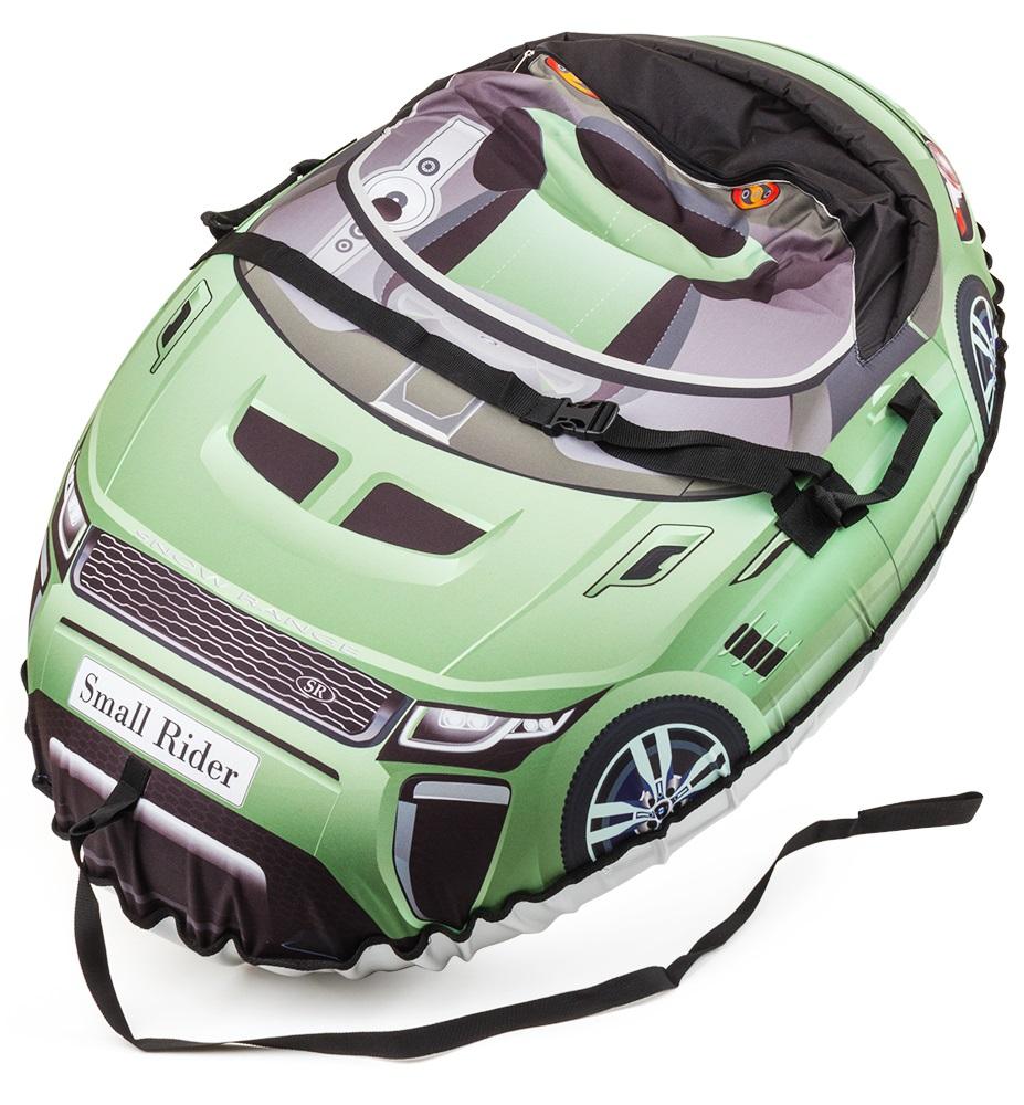 Small Rider Надувные санки-тюбинг Snow Cars 2 Ranger цвет оливковый - Тюбинги