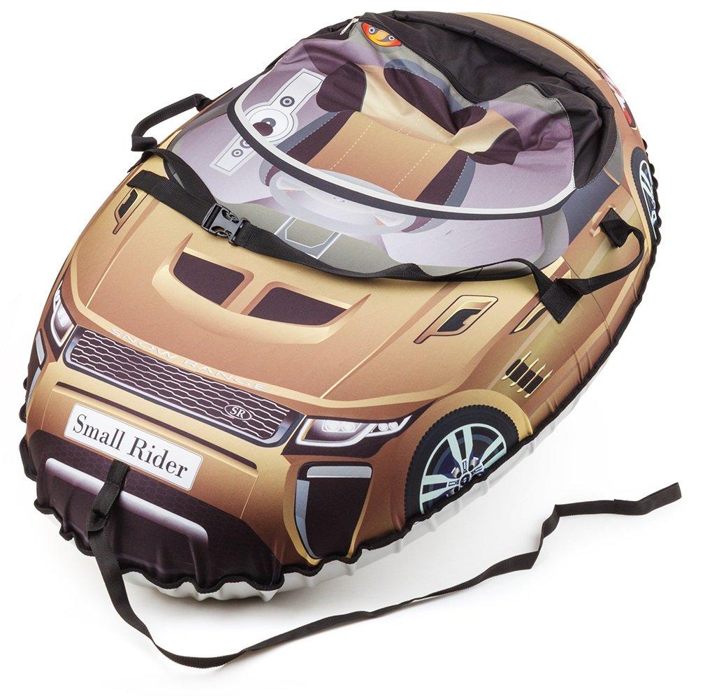 Small Rider Надувные санки-тюбинг Snow Cars 2 Ranger цвет бронзовый - Тюбинги