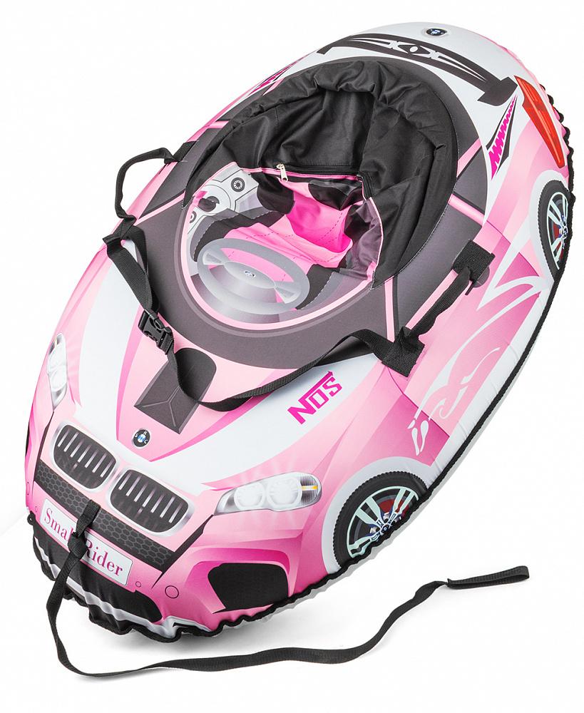 Small Rider Надувные санки-тюбинг Snow Cars 2 BM цвет розовый - Тюбинги