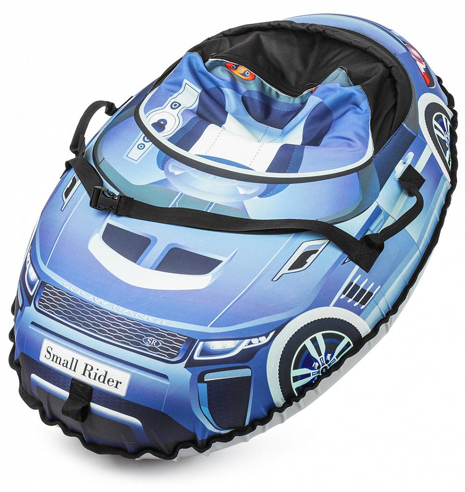 Small Rider Надувные санки-тюбинг Snow Cars 2 Ranger цвет серый металлик книги издательство аст монеты и банкноты россии деньги россии