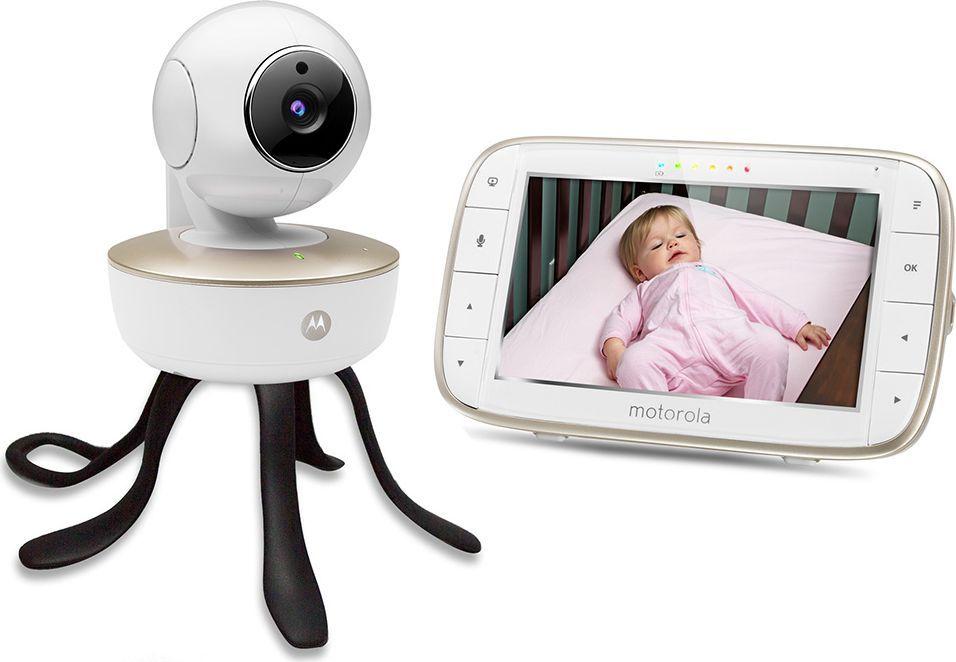 Motorola Видеоняня MBP85SN - Безопасность ребенка