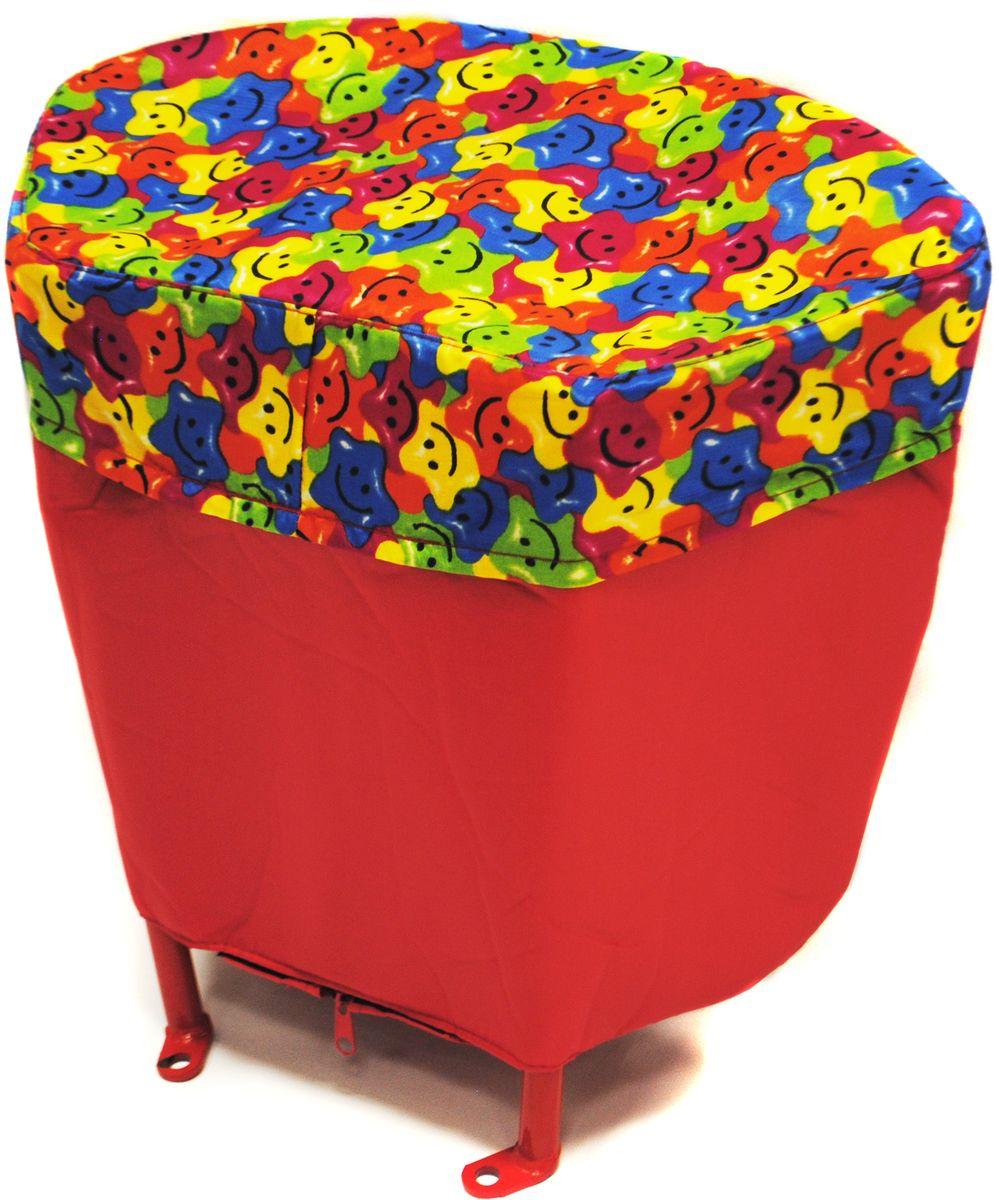 Русские Игрушки Багажник для санок Санимобиль цвет красный багажник на крышу нива 2121киев
