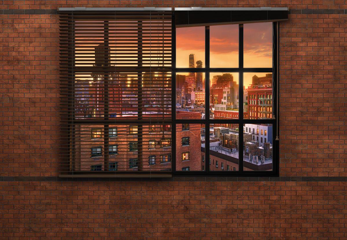 Фотообои Komar Лофт в Бруклине, 368 см х 2,54 м8-882Бумажные фотообои KOMAR. Ширина полотна -368 cм, высота полотна - 254 cм. Предназначен для наклеивания на стену.Упаковка-тубус. В комплекте – инструкцияи клей Komar. Клей наносится на тыльную сторону фотообоев, пористая поверхность которой позволяет бумаге лучше впитывать клей: при высыхании это дает идеально ровную поверхность.Фотообои изготовлены методом офсетной печати.Основа - специальная бумага высокой плотности blueback.Лицевая поверхность фотообоев Komar покрыта UV лаком для предотвращения выгорания на свету