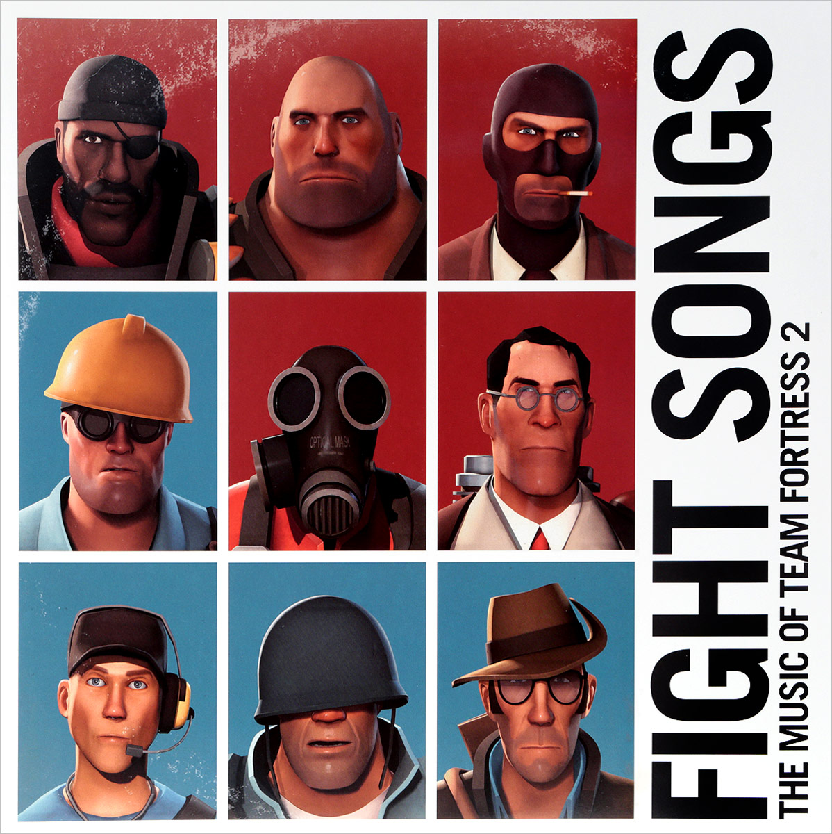 Valve Studio Orchestra. Fight Songs: The Music Of Team Fortress 2 (2 LP) machlis the enjoyment of music – basic recordings 6ed 8 cassettes