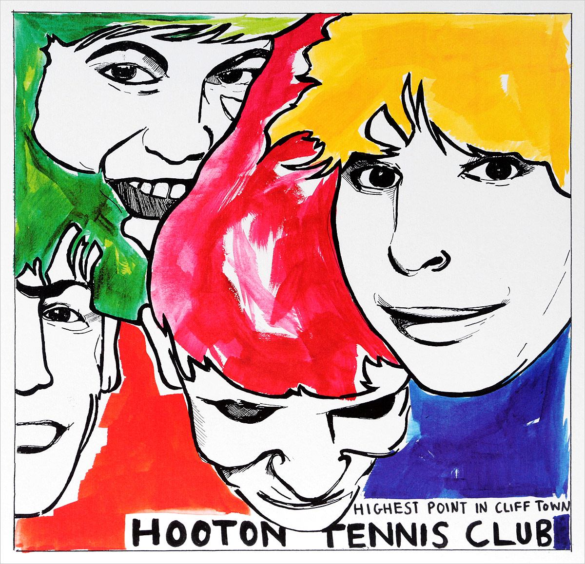 Hooton Tennis Club Hooton Tennis Club. Highest Point In Cliff Town (LP) authentic qiangli 8986 tennis tenis masculino full carbon fiber tennis racket raquetas de tenis raquete de tenis