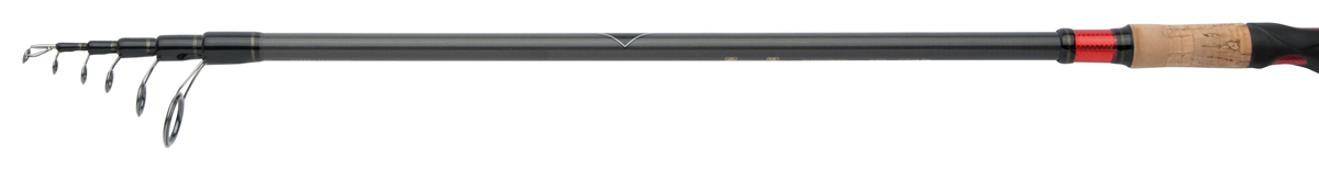 Удилище спиннинговое Shimano Catana CX Telespin, 2,1 м, 7-21 г спиннинг shimano exage bx stc spinn длина 270 см 51 см строй mod fast мощность medium тест 10 30 гр вес 210 гр xt60