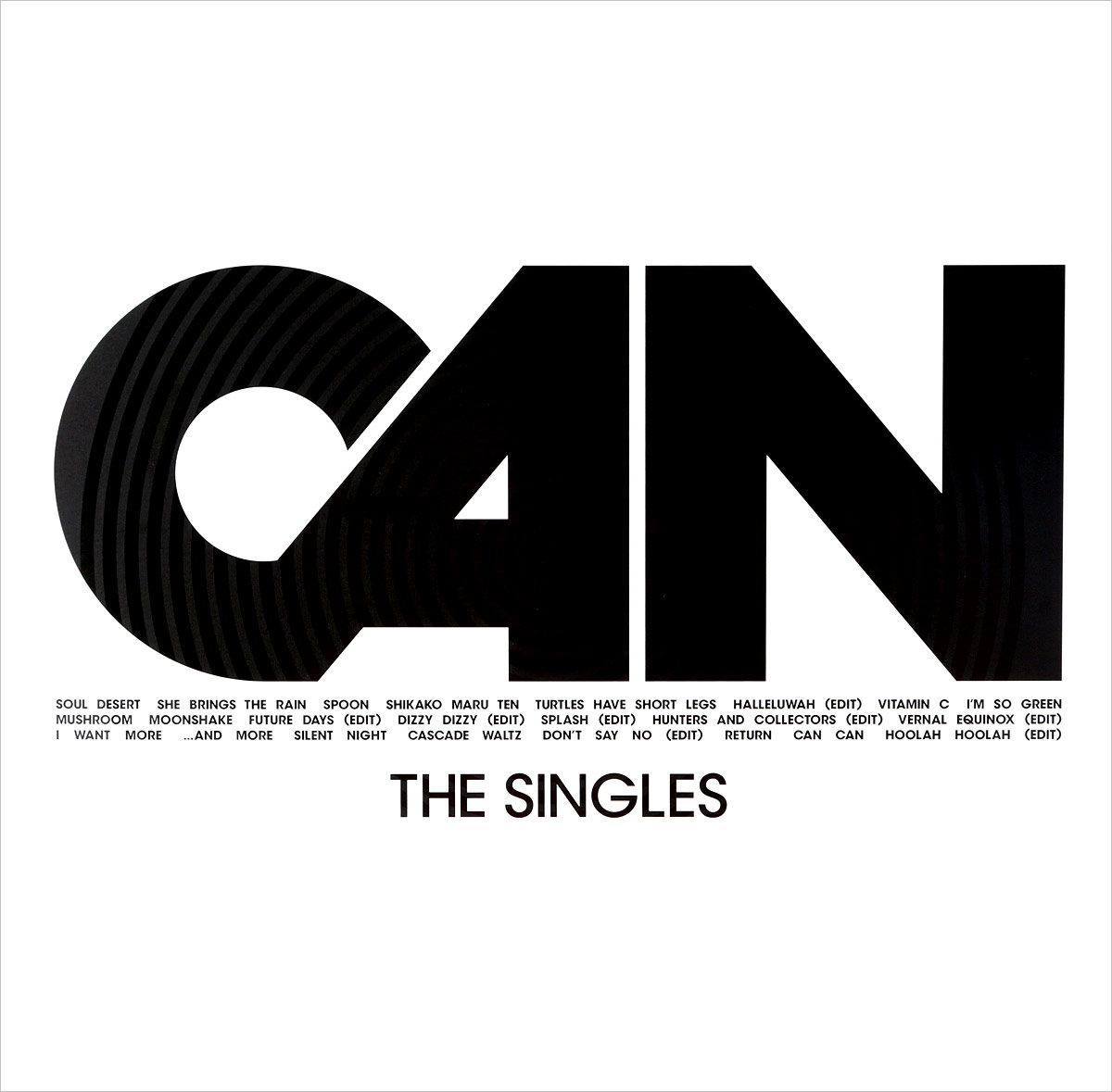 Can Can. The Singles (3 LP)