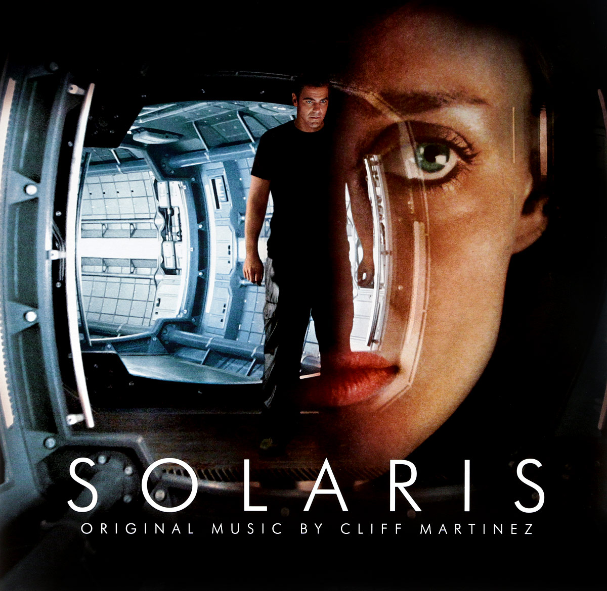 Клифф Мартинес Cliff Martinez. Solaris: Original Motion Picture Score (LP) martinez