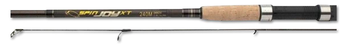 Удилище спиннинговое Shimano Joy XT Spinn, 2,4 м, 20-50 гSJXT24HShimano Joy XT Spinn подойдет для тех, кто не может себе позволить купить дорогое удилище. Имеет бланк из карбона XT30, оснащено кольцами Shimano и качественным катушкодержателем. Ручка выполнена из пробки.