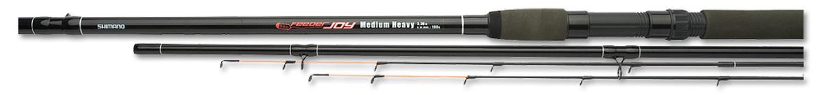 Удилище фидерное Shimano Joy Feeder, 3,6 м, 100 гJFDR36Фидерное удилище Shimano Joy Feeder станет лучшим выбором для каждого любителя фидерной рыбалки, будь то новичок или профессионал. Данная модель изготовлена из высококачественных углеродных композитных материалов, благодаря чему характеризуется высокой прочностью, устойчивостью к повреждениям, подходит для экстремальных транспортировок и способна выдержать сопротивление большой рыбы. Мощный и прочный фидер, имеющий оптимальное сочетание качества и цены, снабжен эргономичным катушкодержателем и легкими направляющими кольцами, которые значительно улучшают качество заброса.