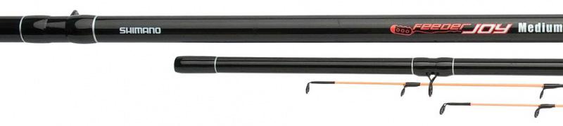 Удилище фидерное Shimano Joy Max Feeder, 3 м, 110 г удилище фидерное swd basic 3 6м до 180г композит 2439014