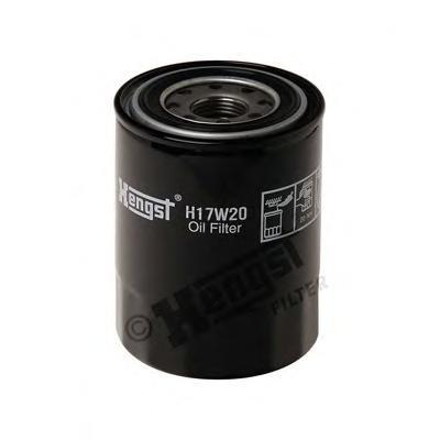Фильтр масляный Hengst H17W20H17W20