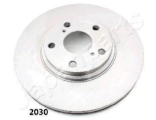 Диск тормозной передний вентилируемый Japanparts DI2030 комплект 2 штDI2030