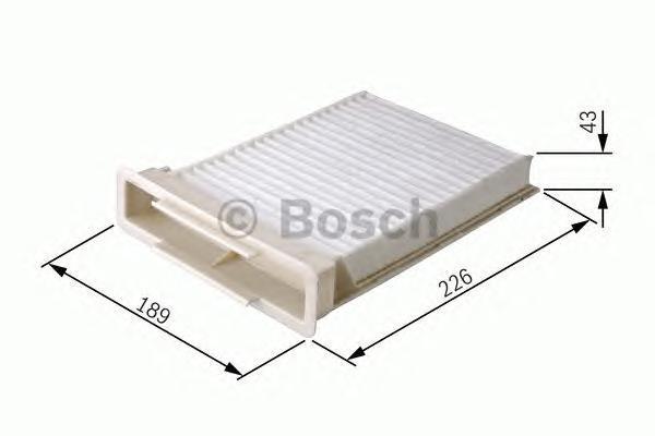 Фильтр салона Bosch 19874321201987432120