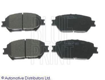 Колодки тормозные BLUE PRINT ADT342130ADT342130