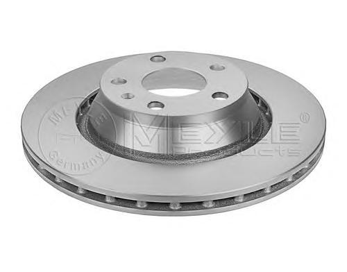Диск тормозной Meyle 1155230004PD комплект 2 шт1155230004PD