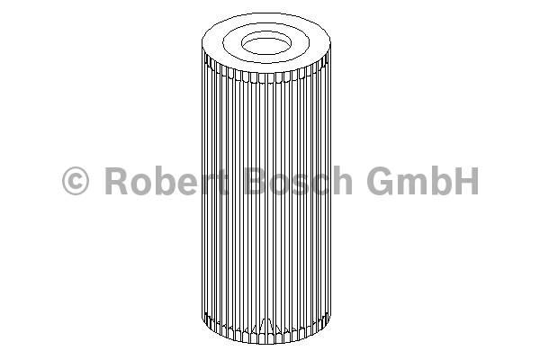 Фильтр масляный Bosch 1457429141