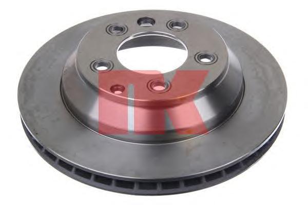 Диск тормозной NK 2047106 комплект 2 шт2047106