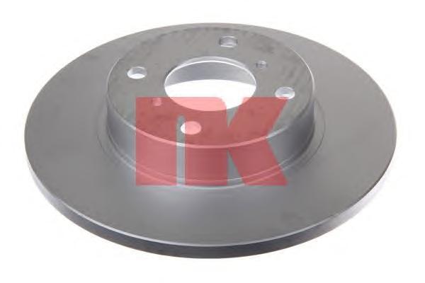 Диск тормозной NK 203642 комплект 2 шт203642