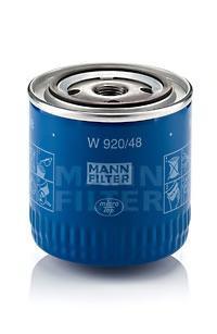Масляный фильтрMann-Filter W92048W92048