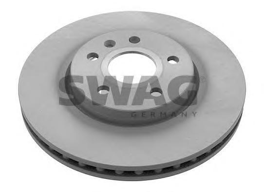 Диск тормозной переднийSwag 40939196 комплект 2 шт40939196