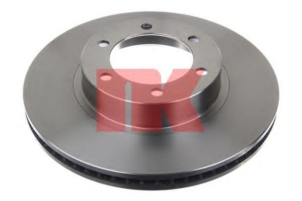 Диск тормозной NK 204598 комплект 2 шт204598