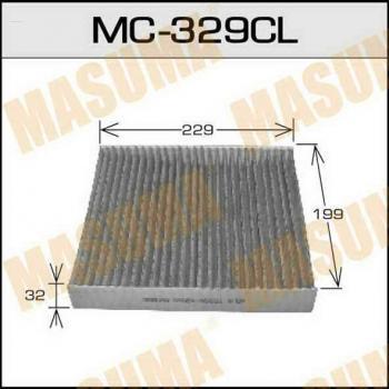 Фильтр салона Masuma MC329CLMC329CL
