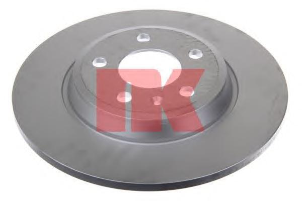 Диск тормозной NK 2047129 комплект 2 шт2047129