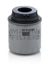 Масляный фильтр Mann-Filter W71294W71294
