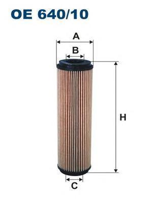 Фильтр масляный Filtron OE64010OE64010