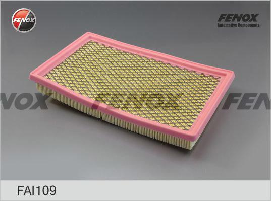 Воздушный фильтр Fenox. FAI109FAI109