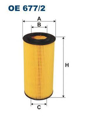 Фильтр масляный Filtron OE6772OE6772