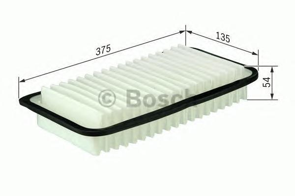 Фильтр воздушный Bosch 19874291631987429163