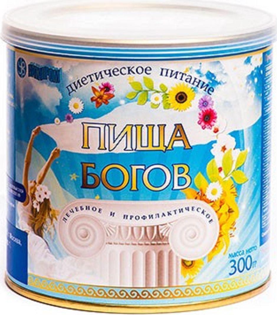 Пища богов Коктейль соево-белковый со вкусом ванили, 300 г pediasure смесь со вкусом ванили с 12 месяцев 200 мл
