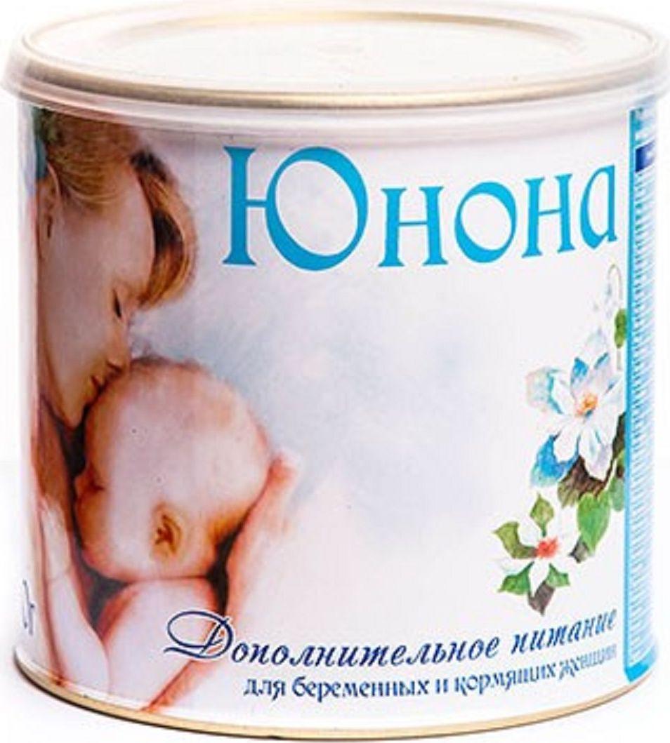 Юнона Смесь сухая инстантная молочная, 400 г чай витапром млечный путь сухая смесь для кормящих женщин 400 г