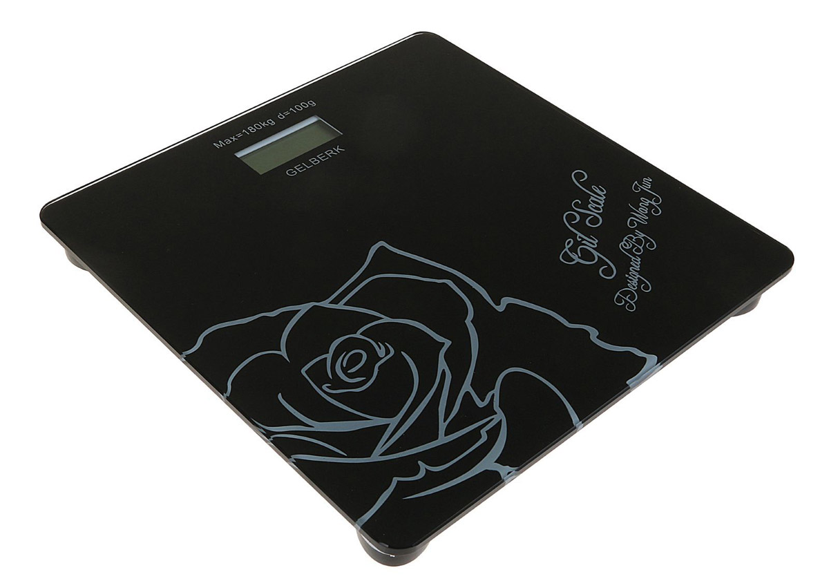 Gelberk GL-203 напольные весы прибор рн для определения в организме человека купить