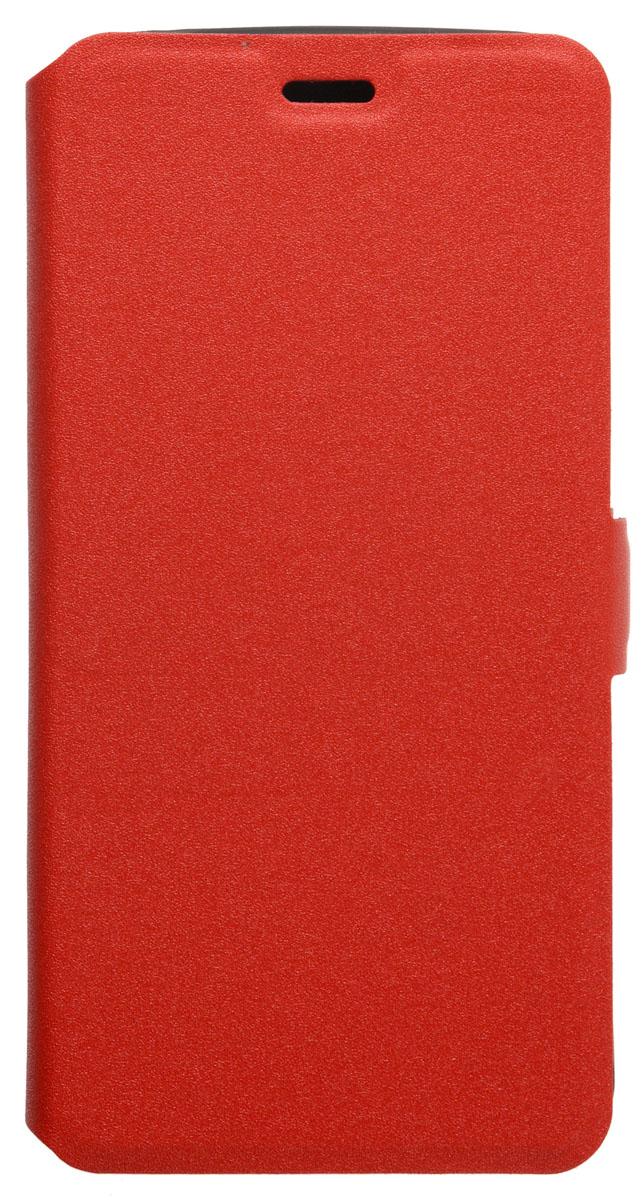 Prime Book чехол-книжка для Meizu M5C, Red2000000151045Чехол Prime Book для Meizu M5C выполнен из высококачественного поликарбоната и экокожи. Он обеспечивает надежную защиту корпуса и экрана смартфона и надолго сохраняет его привлекательный внешний вид. Чехол также обеспечивает свободный доступ ко всем разъемам и клавишам устройства.