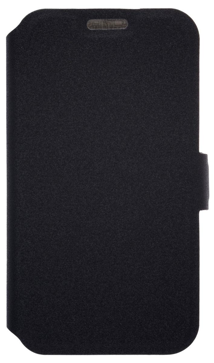 Prime Book чехол-книжка для Samsung Galaxy J1 mini , Black2000000148298Чехол Prime Book для Samsung Galaxy J1 miniвыполнен из высококачественного поликарбоната и экокожи. Он обеспечивает надежную защиту корпуса и экрана смартфона и надолго сохраняет его привлекательный внешний вид. Чехол также обеспечивает свободный доступ ко всем разъемам и клавишам устройства.