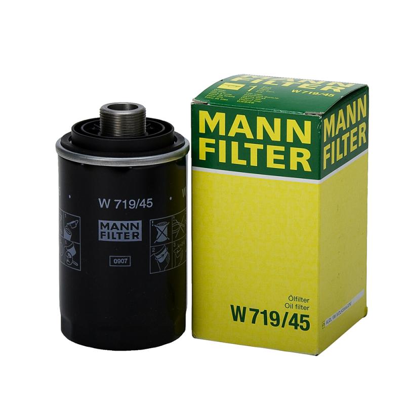 Масляный фильтрMann-Filter W71945W71945